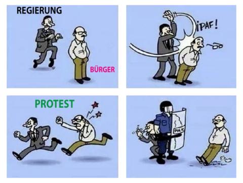Gefahrengebiet-Comic