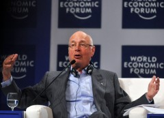 Klaus Schwab © World Economic Forum (CC-BY-SA)