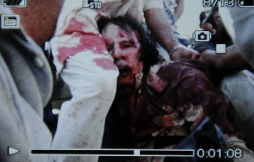Muammar al-Gaddafi/Osama bin Laden/Costa Cordalis